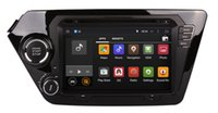 k2 - Android Car DVD Player GPS Navigation for Kia K2 RIO with Radio BT USB SD AUX Audio Video Stereo