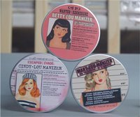 Wholesale New Makeup Betty Lou Manizer Cindy Lou Manizer Mary Lou Manizer Bronzer Eyeshadow Powder Blush Combined g