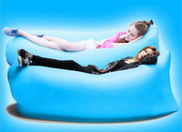 Wholesale 2016 Hot Sell Sofa Air Bed Festival Hangout Festival Camping Travel Holiday Laybag Lazy