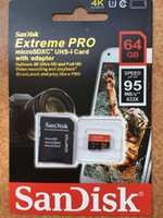 Wholesale Extreme Pro GB Class10 PLUS Micro SD TF Card MicroSDXC UHS HD Video SD Memory Card for Car MP3 Mobile Phones MB S