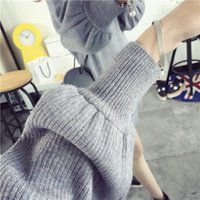 Wholesale 2016 Brand New Women s fashionable sweater dress