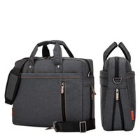 Wholesale Luxury Airbag Scalable waterproof laptop bag of women inch Shoulder portable Messenger men notebook bag
