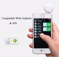 Wholesale Universal mm Audio Mini Intelligent Mobile Infrared Wireless Ir Remote Control for Tv Projector Air Conditioner Support IOS Android Phone