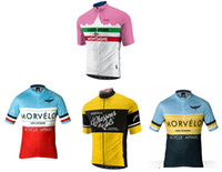 Wholesale 2016 Morvelo Short Sleeve Cycling Jersey Cycling Clothing ciclismo maillot mortocycle clothing MTB L4