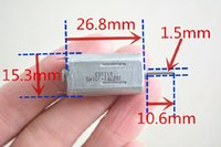 Wholesale 10PCS mm mm mm V V RPM High Speed Precision Motor DC Motor