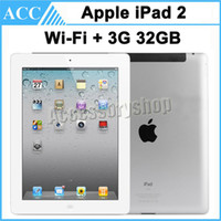 Wholesale Original Apple iPad WIFI G Unlocked inch GB IOS A5 Warranty Included Black and White DHL