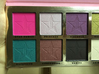 beauty discounts - 2016 New arrival Five Star Beauty Killer Eyeshadow Palette Colors Eye Shadow Makeup Cosmetics Highlight Discount Price Top Quality