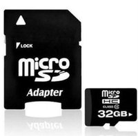 Wholesale new gb micro SD card TF flash memory MicroSD MicroSDHC class