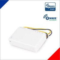 ac wall switch - 3 Gang Z Wave In Wall Switch can be with or without neutral AC V V MHZ smart home automation