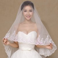 act long - New bridal veil long dress lace white princess Korean multilayer knot wedding brief paragraph deserve to act the role of restoring ancient w