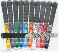 Wholesale 200pca Golf Pride Grips Golf Grips For Golf Driver Grips Golf Clubs Golf Rubbers Colors High Quality