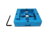 Wholesale 80MM dual frame blue bga reballing station plant tables for bga reballing