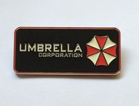 belt corporation - Umbrella Corporation Resident Evil Metal Belt Buckle