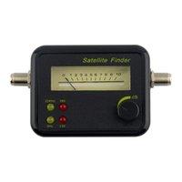 al por mayor satfinder digitales-Satfinder digital con la exhibición del LCD para el metro del buscador del satélite de la TV