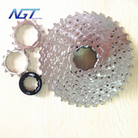 bicycle step - New guy steps Mountain Bike Speed Card Type Flywheel Bicycle Cassette T Freewheel