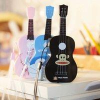 Cheap Hello Kitty cartoon charging treasure jingle cats mouth monkey mobile power bank violin creative action guitar