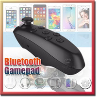 android joysticks - Universal Bluetooth Remote Controller wireless Gamepad Mouse Mini Wireless joystick For iPhone For Samsung Android IOS VR BOX