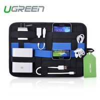 apple storage device - Ugreen Newest Digital Device Organizer Travel Storage Bag For iPhone Tablet Mobile Phone USB Cable Earphone Charger Power Bank