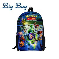 bag stories - 2016 cartoon toy story bag with personal design toy story backpack for gifts from family factory toy story school bag