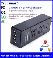 apple free printer - 4 USB Ports Qualcomm Official Certified Tronsmart TS SU4P1 outlets Quick Charge Charger for computers printers phone DHL free