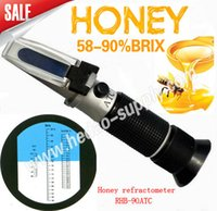 Wholesale Top selling RHB ATC honey refractometer
