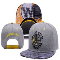 Wholesale New Arrival Basketball Hats Snapback Hats Snapbacks Hip Hop Adjustable Hats Caps Canvas Fans Of The Team Cap