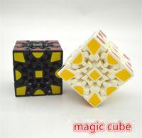 baby magic trick - Styles Magic Gear Cube Strange MOYU WEILONG GTS Puzzle Magic Tricks cubo magico MINI IQ DIY Baby Brinquedos