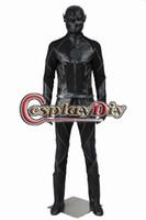 adult flash costume - The Flash Season Zoom Hunter Zolomon Cosplay Costume Adult Mens Halloween Carnival Cosplay Costume