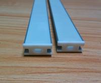 aluminum cabinet frames - 2 m m mmX19mmX8mm LED lighting aluminum profile frames for kitchen cabinet led strip light