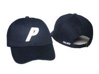 Wholesale 2016 New Palace Rare Sun Hat Cap P panel Baseball Hat and Ian Drake ovo Connor curved adjustable men women caps street cap