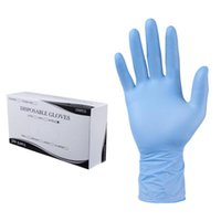 latex gloves free powder - 1000 Cs Nitrile Disposable Gloves Powder Free Non Latex Vinyl Exam Size Medium