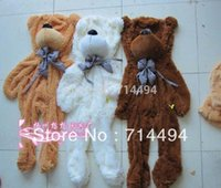 bear network - 0 m three colors teddy bear coat lowest price of the whole network can be customized birthday gifts Christmas gifts gift