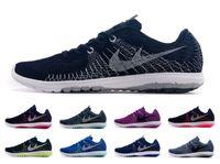 air flex shoes women - High Quality Women Men Air Barefoot Fly Knit Flex Series Trainer Running Shoes Femme Homme Jogging Sneakers Sports Zapatos Size Eu