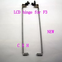 Wholesale brand new LCD hinge for asus M51 M51V M51T Z53 X53 F3 F3J F3A F3F F3T laptop screen hinges