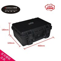 Wholesale Tool case toolbox suitcase Impact resistant sealed waterproof safety case MM Spare parts kit camera case with foam