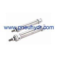 Wholesale CM2 Doubule acting Standard Cylinder SMC type Ningbo Sanmin NBSANMINSE Cylinder Pneumatic