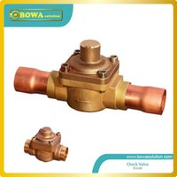 air conditioner tubes - Check Valve quot with extended cupper tube for marine air conditioner