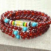 agate jewelry suppliers - Top Chinese Supplier Red Agate Chakra Gemstone Beads Bracelet A grade real genuine natural red agate stone bead bracelet jewelry