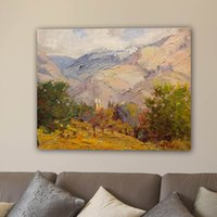 Wholesale handmade Abstract Frameless Oil Painting on Canvas g6