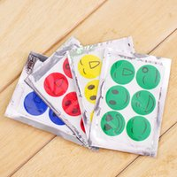 Wholesale Mosquito Repellent Patch Mosquito Killer Sticker for Baby Child Mosquito Repellent Outdoor Cartoon Smile Natural Fragrance Health Care New