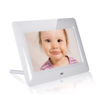 Wholesale Promotion digital photo frame inch play video play music with slide show