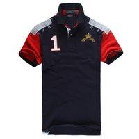 air force ones new - 2016 New High quality men shirt homme Aeronautica Militare Polo T Shirt Short sleeve Air Force One mans short Brand Polo shirt masculino