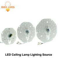 Wholesale Ceiling Lamp LED Module AC185 V W W W LED Replace Ceiling Lamp Lighting Source Convenient Installation