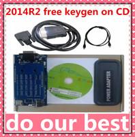 Cheap Wholesale-2016 Car diagnostic tool Tcs CDP Pro plus no bluetooth for Au tocom Programmer+Keygen obd2 scanner for Cars   Trucks