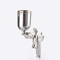 Wholesale gravity style W G upper pot mm nozzle high atomization paint air spray gun pneumatic spray tool