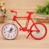 bicycle ornaments - Creative personality bicycle alarm craft gift Students present gift The study furnishing articles A undertakes many colors Contracted fashio