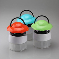 Wholesale Profession LED Purple Light Insect Mosquito Fly Photocatalyst Killer Catcher Trap Lamp