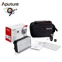 Wholesale Aputure Amaran AL H198 High CRI Led Panel LED Video Light photography lighting for Canon Nikon Camcorder fotografia Light