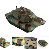 Wholesale 2016 High Quality US Army Armored Tank Alloy Diecast Model Toy Gift SCF Sound Light Toy Cars