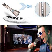 Wholesale Wireless Microphones Handheld Bluetooth Microphones with Mic Speaker Bluetooth Speakers KTV Singing Record for Smart Phones Computer Tablet
